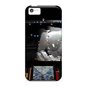 Excellent Cell-phone Hard Cover For Iphone 5c (VvS19211WXaw) Customized Fashion Rise Against Skin