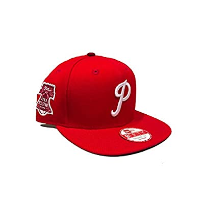 New Era Mlb Philadelphia Phillies 1952 All Star Sidepatch Snapback