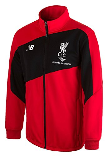 New Balance Liverpool Walk Out Jacket [Red] (Walk Out Soccer Jacket)