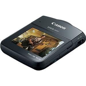 Canon VIXIA Mini Compact Personal Camcorder (Black)