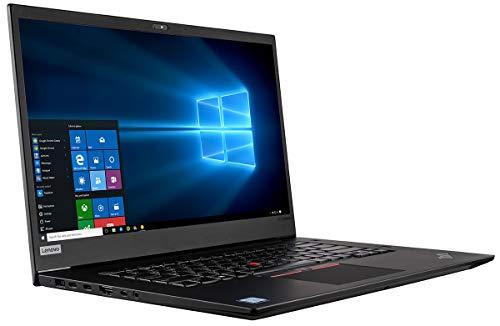 CUK ThinkPad X1 Extreme Notebook (Intel i7-9750H, 64GB RAM, 2TB NVMe SSD, NVIDIA GeForce GTX 1650 4GB, 15.6