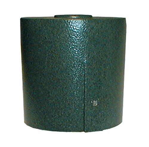 RAB Lighting MMCAP3VG Metal Mighty Cap 3 Fits 2 7/8-Inch OD Pipe, Verde Green