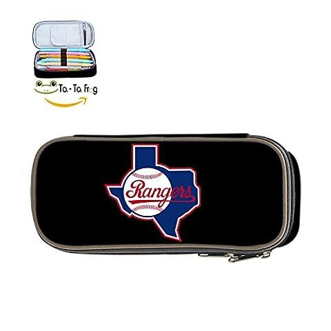 Texas Pencil Case Pen Bag Makeup Pouch Stationery (Jake Diekman)