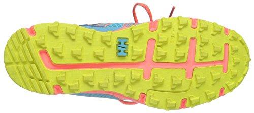 Helly Hansen W Terrak, Zapatillas de Deporte Exterior para Mujer Azul (237 Aq Mar / Ind / Brgt Blo / El Y)