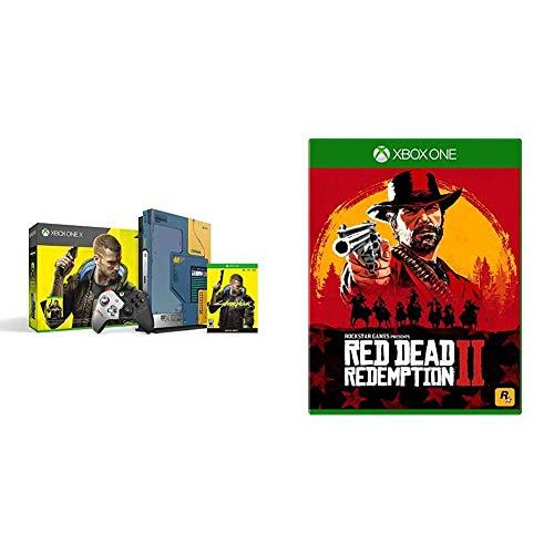 Xbox-One-X-Cyberpunk-2077-Limited-Edition-Bundle-1TB