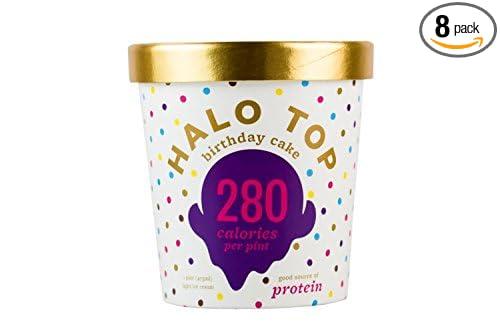 halo top ice cream amazon