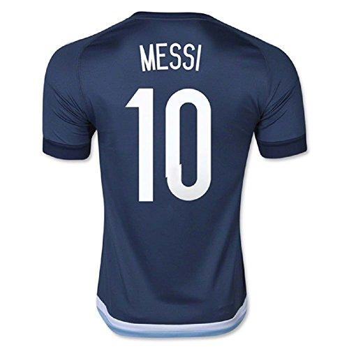 Adidas Argentina MESSI #10 Away Jersey 2016 COPA AMERICA CENTENARIO (2X-Large)