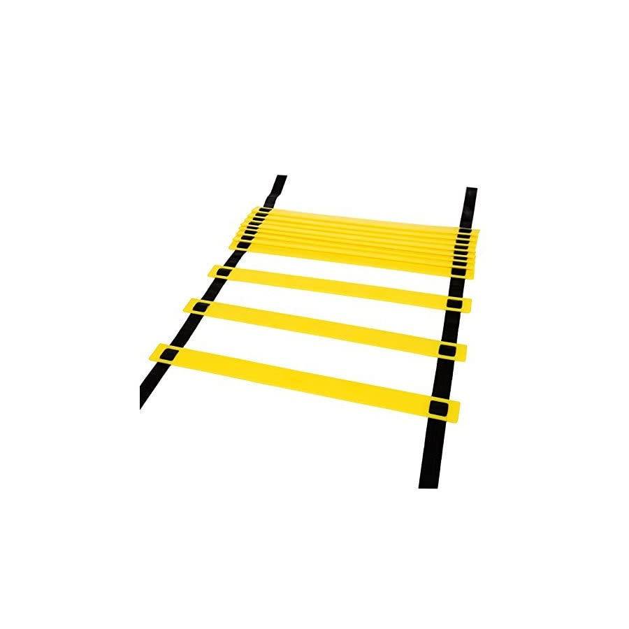 Wakrays 12 rung Durable Agility Ladder with Carry Bag