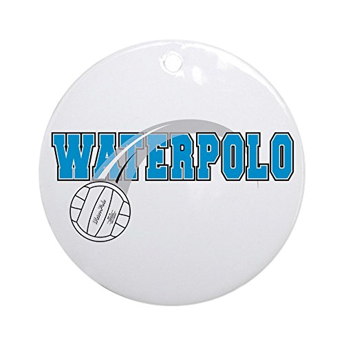 CafePress WATER Ornament Holiday Christmas