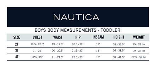 Nautica Boys' School Uniform Jogger Pant