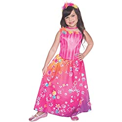 Rubies Barbie and The Secret Door Movie Alexa Costume, Child Medium