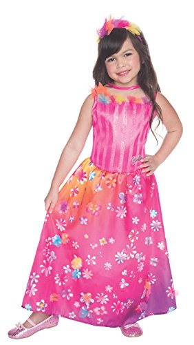 Rubies Barbie and the Secret Door Movie Alexa Costume, Child Small ()