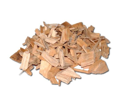 BBQMaster Alder Wood Smoking Wood Chips Big 500g Bag