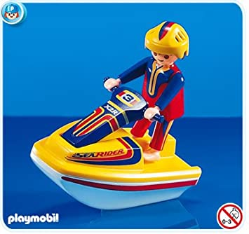 playmobil add on series jet ski