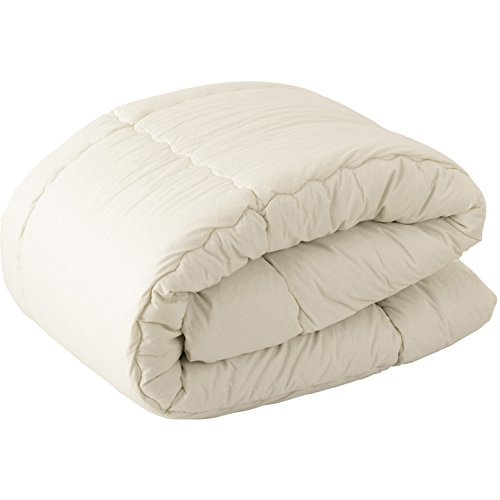 EMOOR Comforter CLASSE, 100% Cotton Fabric, Queen Size, Made in - Sa Futon
