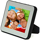 smartparts sp24p portable 24 inch digital picture frame black