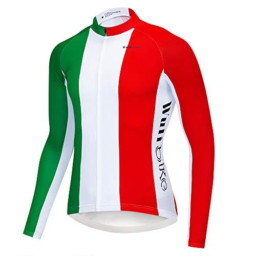 Corta Italian Magliette it Mtb Set Ciclismo Per Manica Salopette Logas Abbigliamento Maglie Uomo qBYZwg4