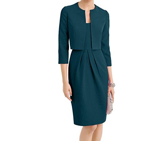 Charmant Tinte Satin Blau Knielang Festlichkleider Rosa Abendkleider Damenmode Ballkleider Damen Herrlich Etui aHaq6F