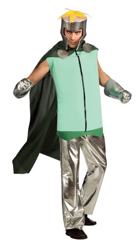 South Park Butters Professor Chaos Costume, Multi Color, Standard