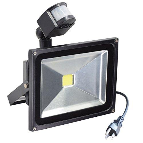 Plug In Exterior Flood Lights