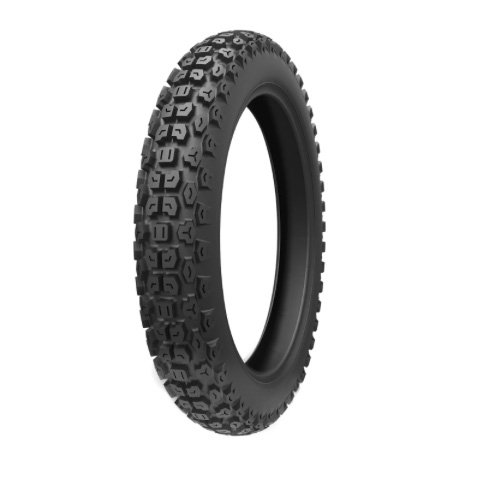 Kenda K270 Dual/Enduro Rear Motorcycle Bias Tire - 275-18 B