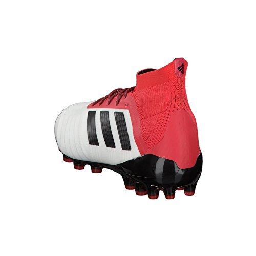 size 40 93855 a6a71 ... new zealand adidas predator hombres zapatos de fútbol 181 ag blanco  blanco calzado núcleo 49a53 2cc3e ...