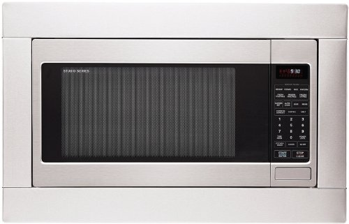 Studio Series 2.0 Cu. Ft. Countertop Microwave Oven Stainless Steel