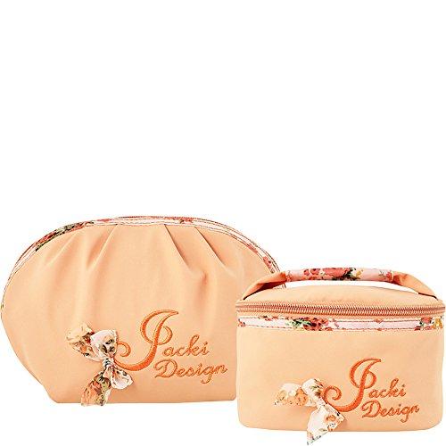 jacki-design-bella-rosa-2-piece-cosmetic-bag-orange