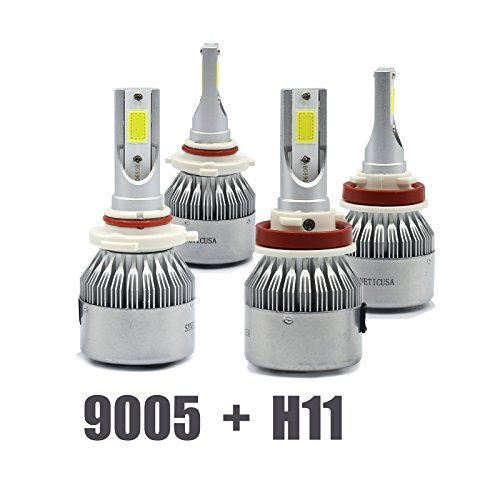 h11 cree led headlight bulb - 7
