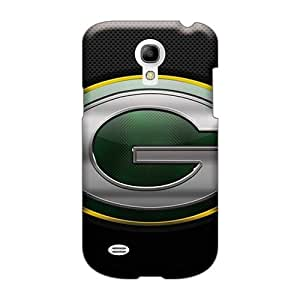 Durable Hard Phone Case For Samsung Galaxy S4 Mini (xJl17491aCSG) Customized Stylish Green Bay Packers Pictures
