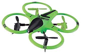 Toy Lab X-Drone Fly Pro Altitude Color Amarillo y Negro XD1510410 ...