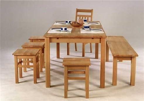 Kchentisch buche kchentisch buche with kchentisch buche for Tisch marmoroptik