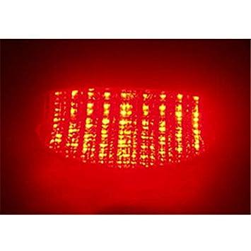 Lights Tail Light Assemblies Smoke, For Suzuki GS500F 2004 2005 ...