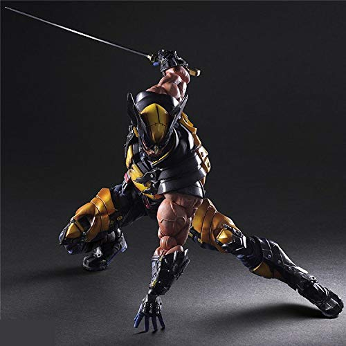 Used, HOT !! Play Arts Kai Iron Man Captain America Deadpool for sale  Delivered anywhere in USA