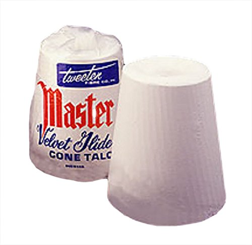 Master Velvet Glide Cone Chalk Talc - Box of 6