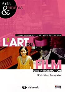 L'art du film : Une introduction par Bordwell