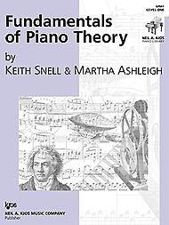 Fundamentals of Piano Theory Level One (Neil A. Kjos Piano Library, Level 1) PDF