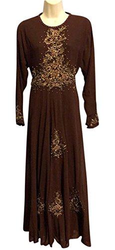 moroccan dress jilbab kaftan abaya - 2