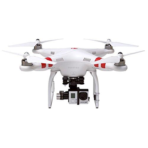 Phantom 2 Quadcopter V2.0 with Zenmuse H3-3D Gimbal for