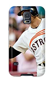 NXQJSAy472YDKkv Case Cover Protector For Galaxy S5 Houston Astros Case