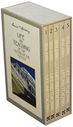 (LIFE & TEACHING OF THE MASTERS OF THE FAR EAST 5 Volume Set)