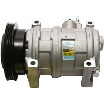 Delphi CS20112 10S17 New Air Conditioning Compressor