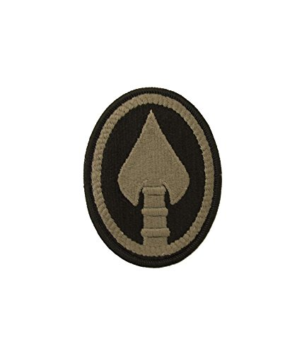 (Special Operations Command US Army Element - OCP Patch with Hook Fastener)