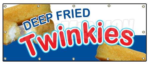 48x120-deep-fried-twinkies-banner-sign-homemade-fryed-stick-candy-bar-twinkie