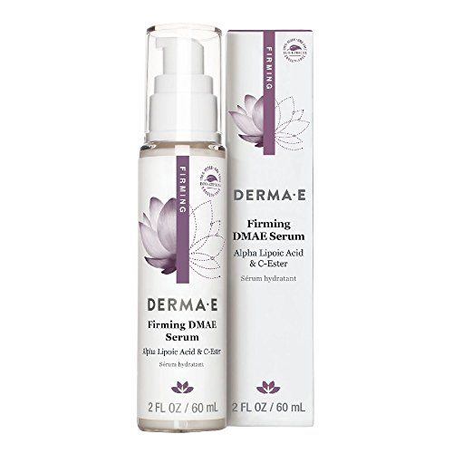 derma e DMAE Alpha Lipoic C-Ester Serum, 2 fl oz (60 ml) (Pack of ()