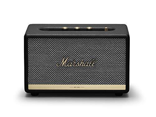 Marshall Acton II Black Bluetooth Speaker (Acton Action)
