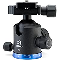 Benro Triple Action Ball Head w/ PU60 Quick Release Plate (IB2)