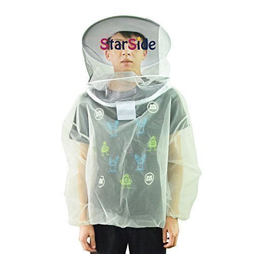 StarSide Professional Transparency Breathability Beekeeping