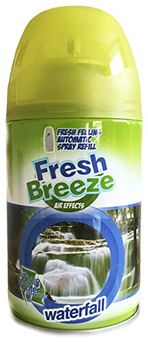 Air Freshener Pack (Fresh Breeze Air Freshener Spray Refills 250ml Each Pack of 20 ( 17 available kinds + Assorted Option ))