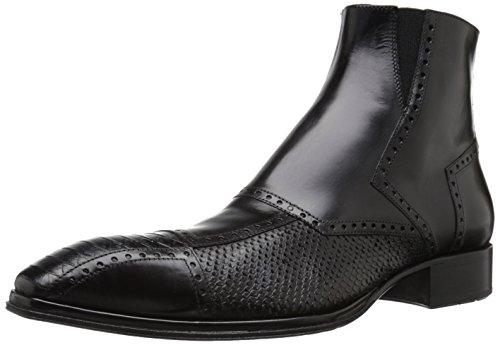 Jo Ghost Men's 4136 Boot - Black - 9.5 D(M) US